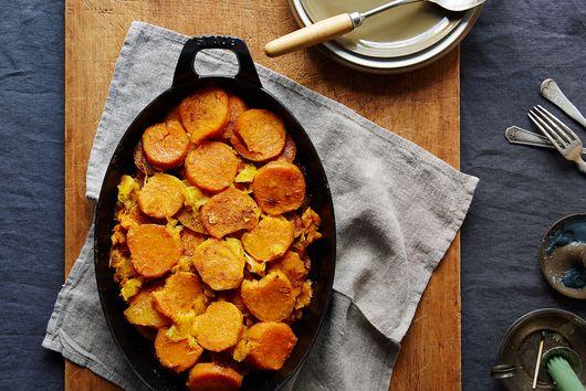 The Battle of the Sweet Potato Casseroles