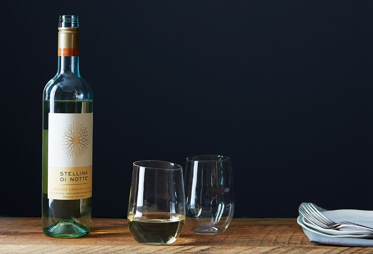 Pinot Grigio: More Than Just A Crowd-Pleaser