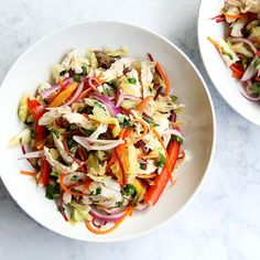 This Nifty Technique Improves the Texture of *Any* Slaw