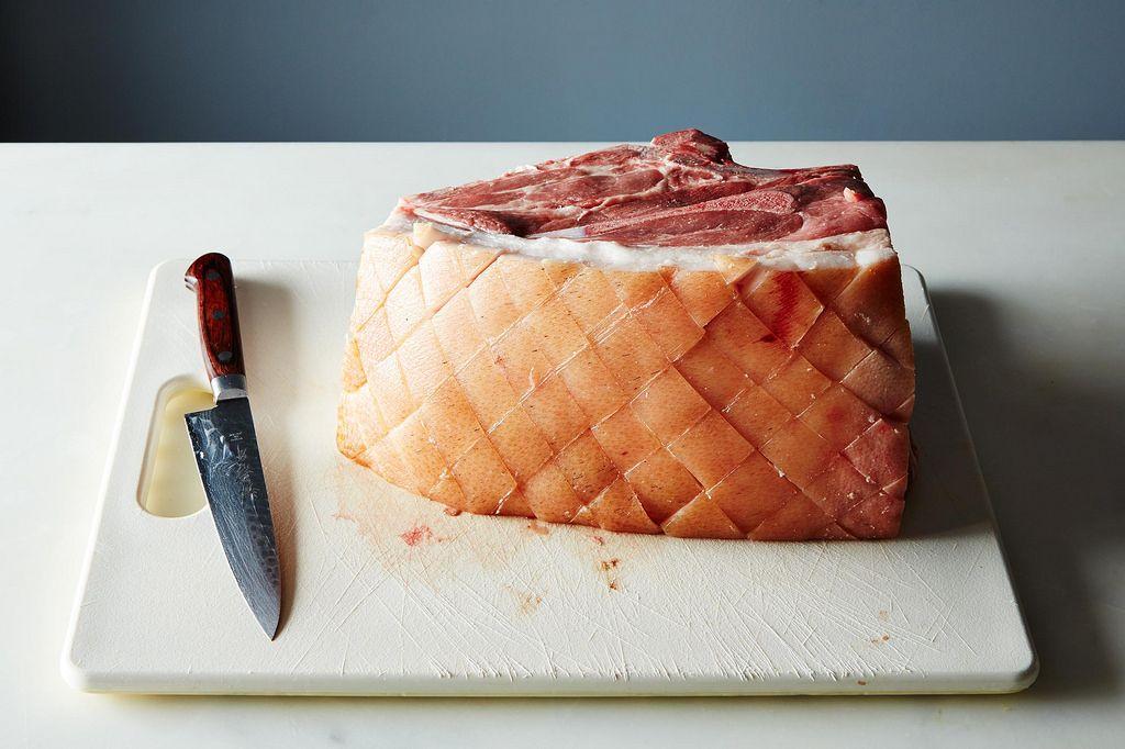 Barbecue Pork Shoulder