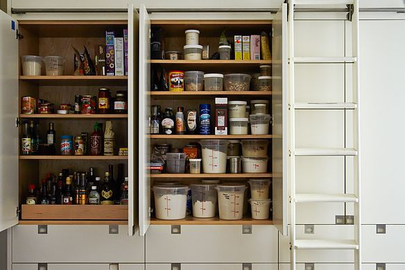Pantry Organization from Food52