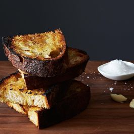 Grilled Garlic Toast