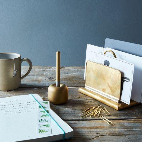 Brass Executive Desk Pen