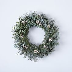 Eucalyptus & Tallowberry Wreath