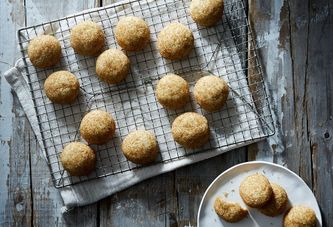 Inspired Teas and Chewy Sugar Cookies Make an Unexpected Perfect Pair