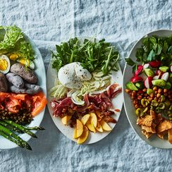 Follow This Formula, Make Meal-Worthy Salads with Just This & That