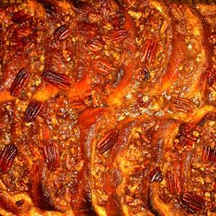 Gooey Pecan French Toast Casserole