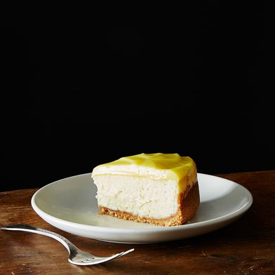 Lemon Bar Cheesecake