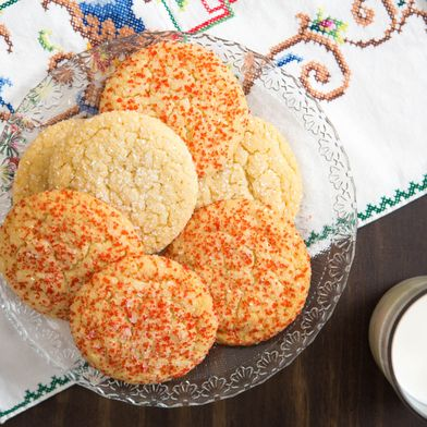 Serious Eats' Soft & Chewy Sugar Cookies