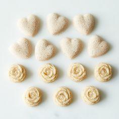Raw Sugar Roses and Cinnamon Hearts