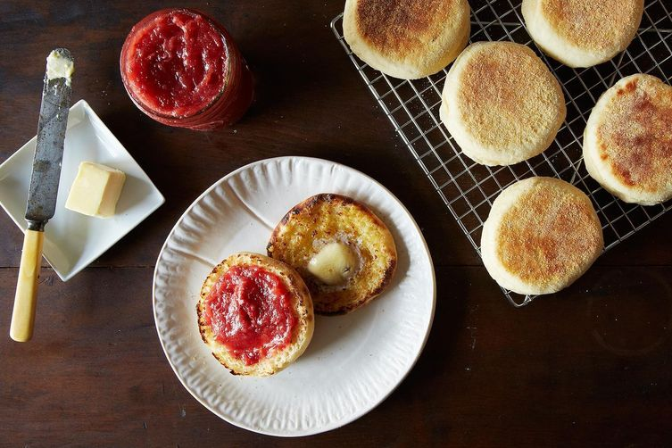 English muffins recipe on food52 english muffins forumfinder Gallery