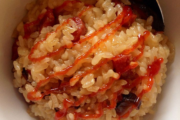 My Mom's Taiwanese Sticky Rice