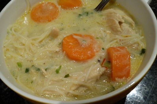 Chicken Vermicelli Soup
