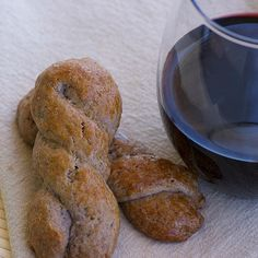 Italian Wine Biscuits