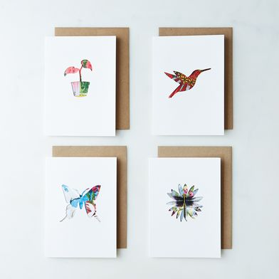 Seed Greeting Cards (Set of 4)