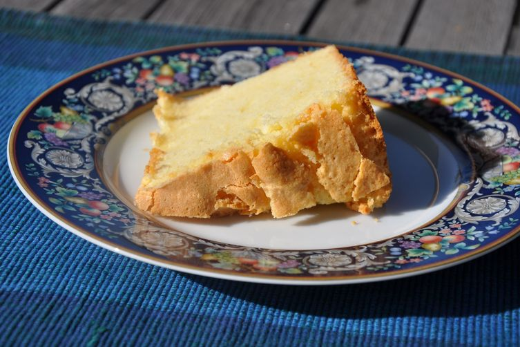 Bette's Best Sour Cream Cake
