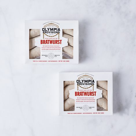 Olympia Provisions Artisanal Bratwurst Sausage (24oz.)