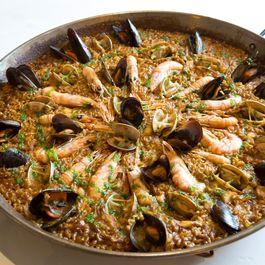 paella by Sara Jenkins