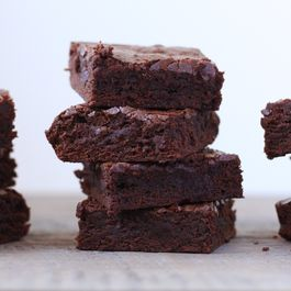 Basic Fudgy Brownies