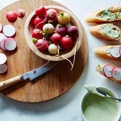 Radish Top Aioli: Your New Favorite Spring Condiment