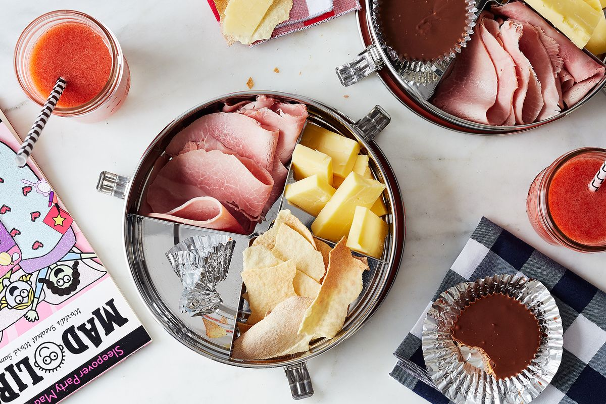 How To Make A Lunchable Like An Adult