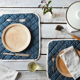 Quilted Placemats (Set of 2)