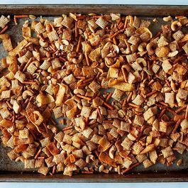 Savory Snacks to Last All Weekend