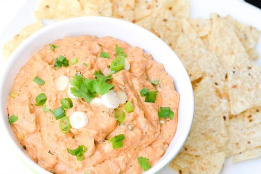 Slow Cooker Pulled Pork and Chorizo Sausage Dip