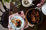 Trinidadian Mom–Approved Braised Oxtail (With A Hint of Rum)