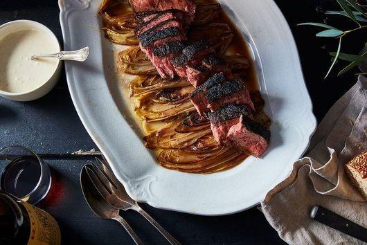Watch Samin Nosrat's Technique For Restaurant-Quality Steak at Home