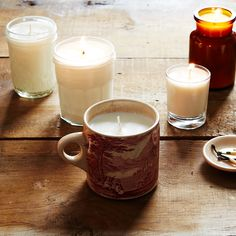 How to Make Soy Candles from Any Containers You Have on Hand