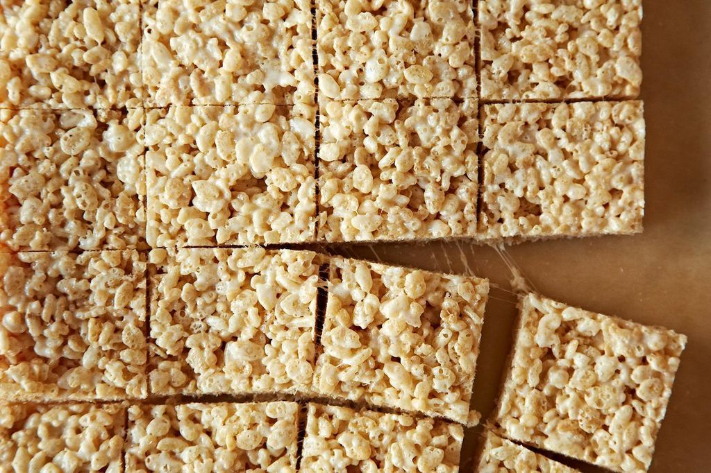 How to make rice krispie treats or any cereal treats how to make cereal treats without a recipe from food52 ccuart Image collections