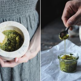 Pesto by LinnieB