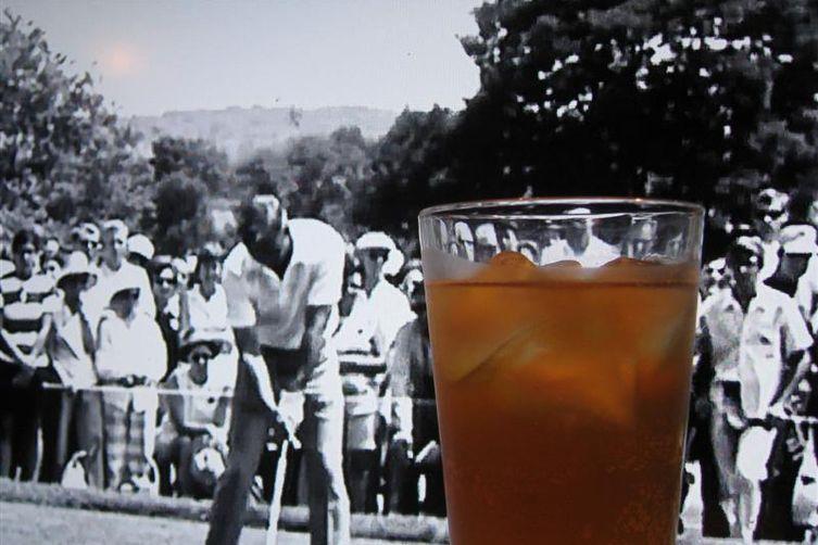 The Drunken Golfer