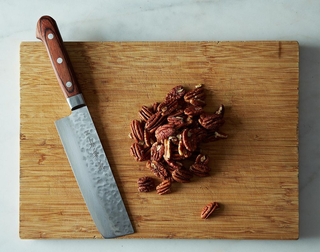 3 Rules for Baking with Nuts from Food52