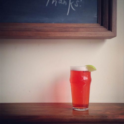 Campari Shandy from Food52