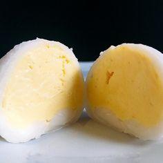 Salted Egg Yolk Ice Cream