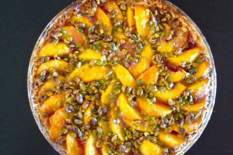 Petaluma Peach Tart