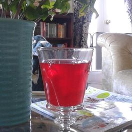 Hibiscus Raspberry Lime Tea