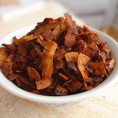 Crispy Vegan Coconut Bacon