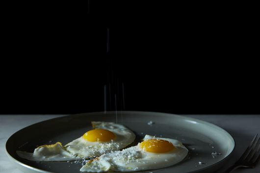 Life-Changing Ways to Salt Your Morning Eggs