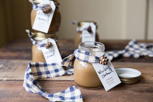 How to Make Whiskey Caramel Sauce
