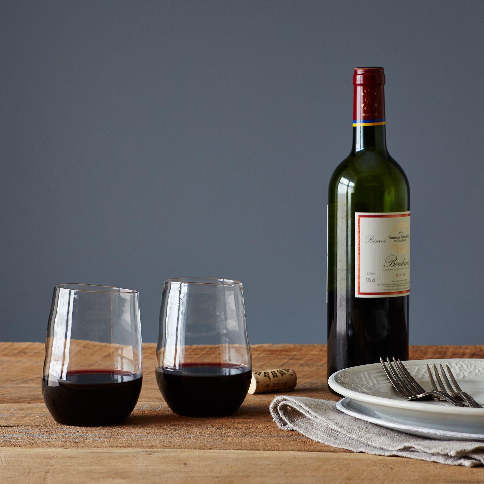 Malfatti Wine Glasses Set Of 2 On Food52