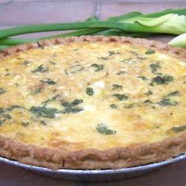 quiche by Donna Clement