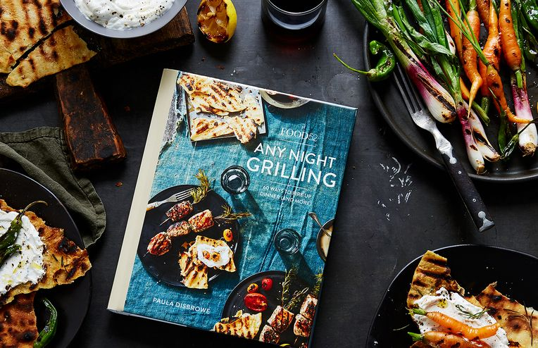 Our Next Cookbook Will Have You Heading Outside