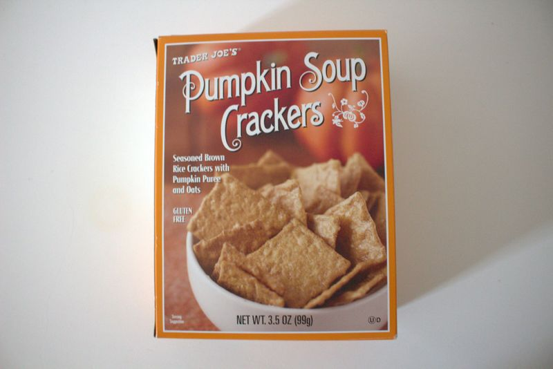 Soup in cracker form, or soup-flavored crackers?