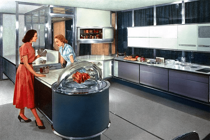 frigidaire kitchen of the future