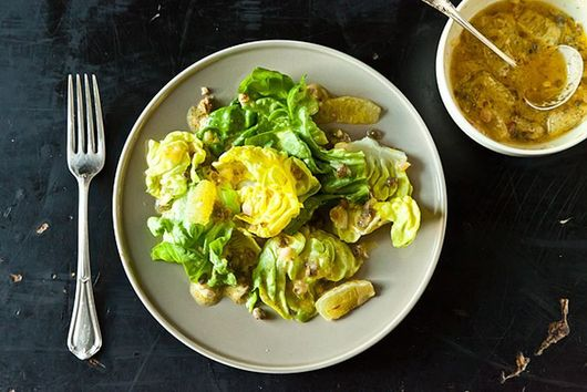 The Salad Dressing to Eat All Week (and Not Just on Lettuce)