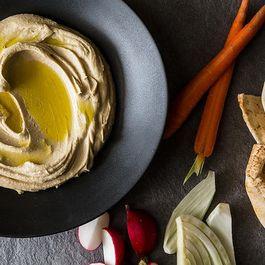 Yotam Ottolenghi & Sami Tamimi's Basic Hummus