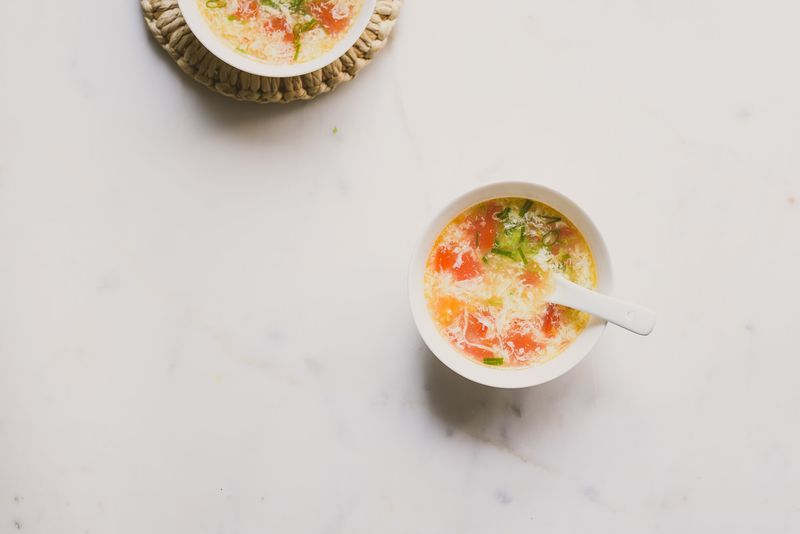 Chinese Egg Drop Soup, Made at Home & to Your Liking